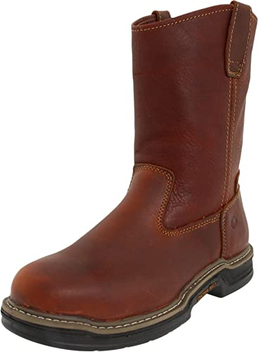 7148920b500 Wolverine Men's W02427 Raider Boot