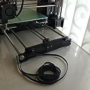 Poncherish A8 Impresora 3D Apoyo la diversidad de material Tamaño ...