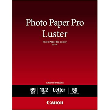 reliable Canon Pro Luster