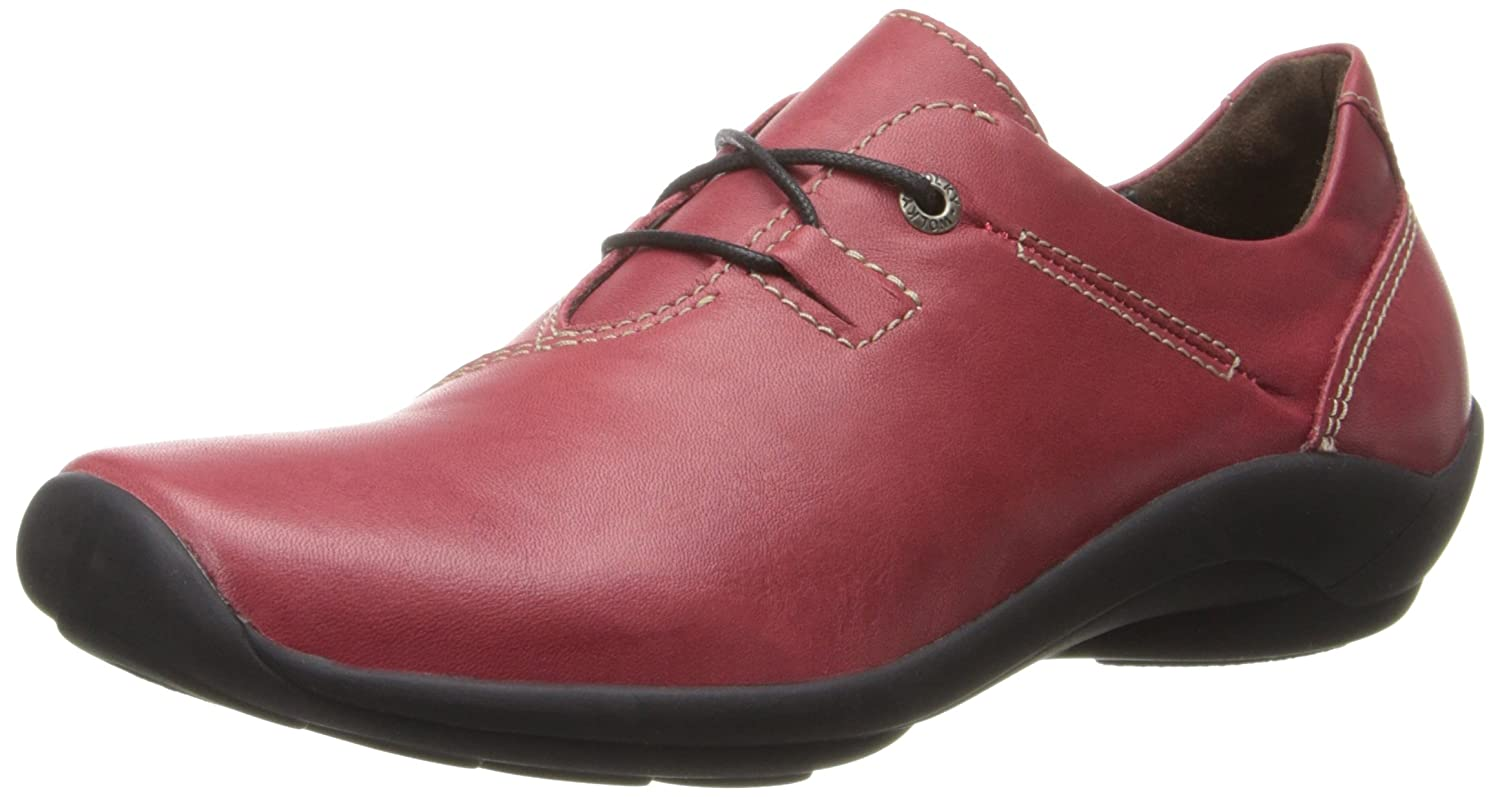 Wolky Comfort Lace up Shoes Dutch B00C7MWPB6 41 M EU|50500 Red Leather
