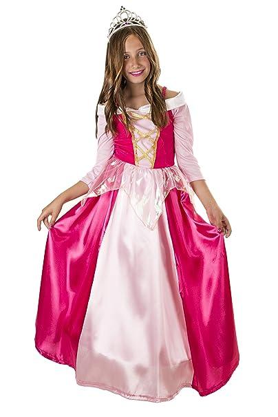 501efa2f9 Disfraz de Bella Durmiente Tallas Diferentes para niños Fiestas de Disfraces  o Carnaval  Amazon.es  Productos para mascotas