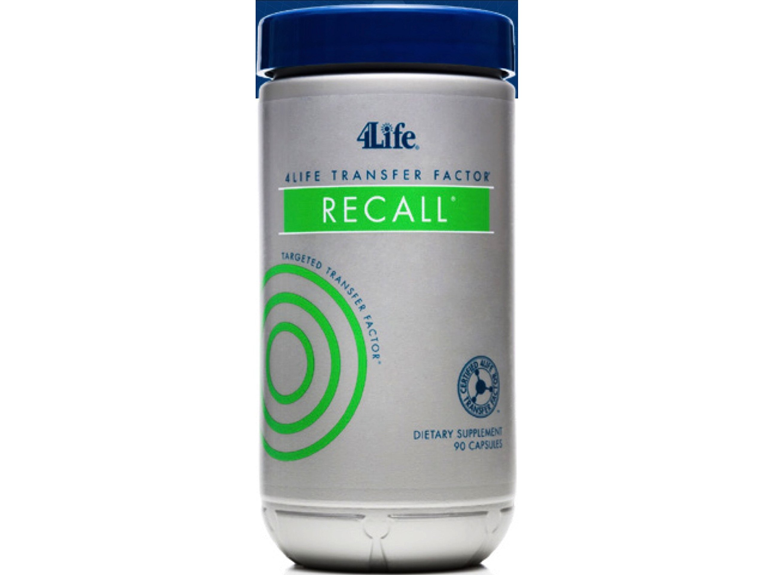4Life Transfer Factor ReCall by 4Life - 90 ct/bottle