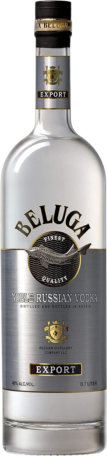 Vodka beluga noble 40% vol, 70cl  10014434