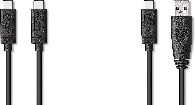 10GBbps Disco Duro Externo USB3.1 Tipo-c Interfaz SATA 4TB Disco Duro Externo port/átil F/ácil instalaci/ón para Mac y PC Funci/ón de enfriamiento