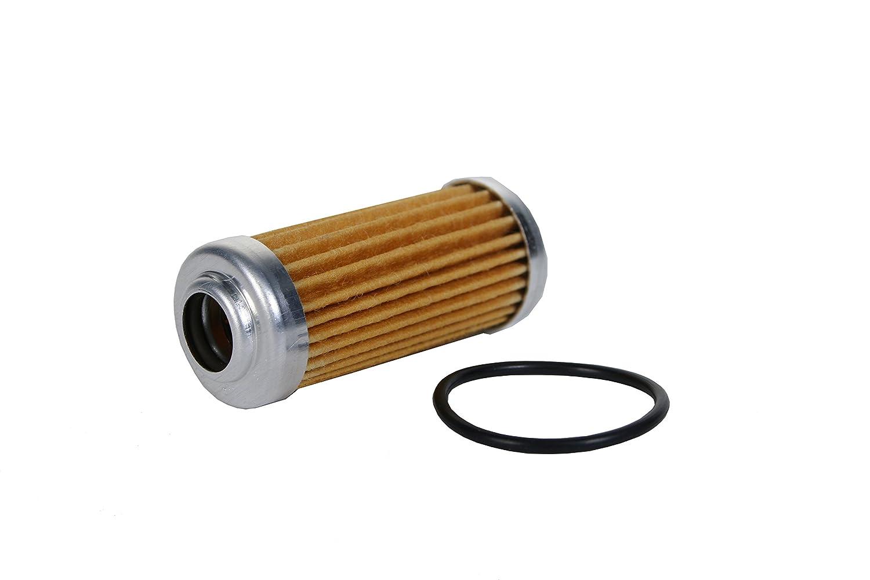 Aeromotive 12603 Replacement Filter Element 40 Micron Fuel Fabric 1 4 Od Housings Automotive