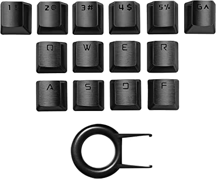 GamCap FPS & MOBA - Juego de 14 teclas de acero inoxidable ...
