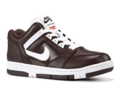 sale retailer eb929 dc5d2 Amazon.com  NIKE SB AF2 Low Supreme Mens Trainers Aa0871 Sneakers Shoes   Skateboarding