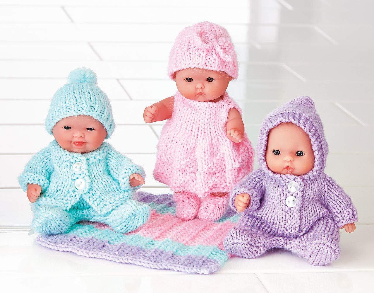 Tiny Trio of Outfits