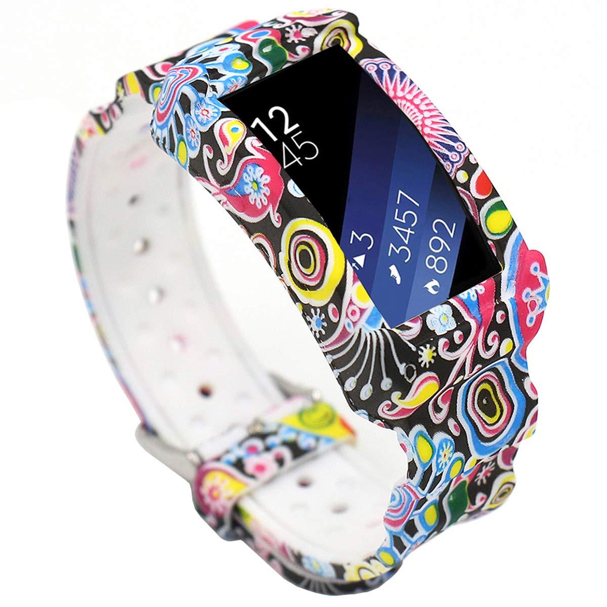 EL-move para correa de silicona reloj pulsera correa de reemplazo ...