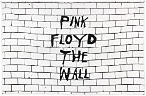 Sunshine Joy Pink Floyd The Wall Tapestry Iconic Wall Art Huge 53x82 Inches