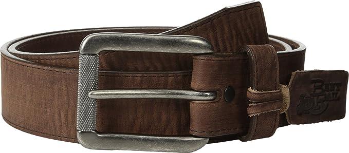 Justin Men's Bomber Belt Brown Belt 34