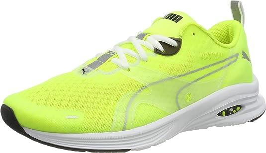 PUMA Hybrid Fuego Lights, Zapatillas de Running para Hombre, Amarillo Yellow Alert, 40 EU: Amazon.es: Zapatos y complementos