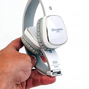 Auriculares inalámbricos Bluetooth 4.0 de alta definición Alpatronix HX110, para dispositivos Android y Apple -