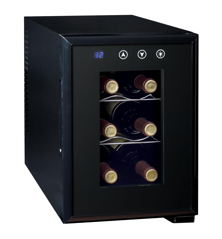 Ardes AR5I06V Cave à vin électrique pour 6 Bouteilles 70 W [Classe énergétique A+] 5106V