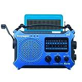 Amazon Price History for:Kaito KA500BU 5-Way Powered Emergency AM/FM/SW Weather Alert Radio, Blue