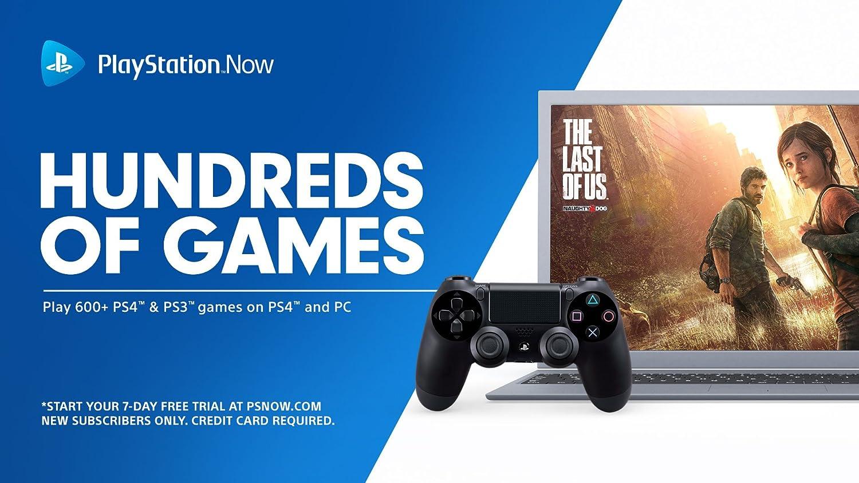 Prepaid Karte Ps4.Amazon Com Playstation Now 1 Month Subscription Digital