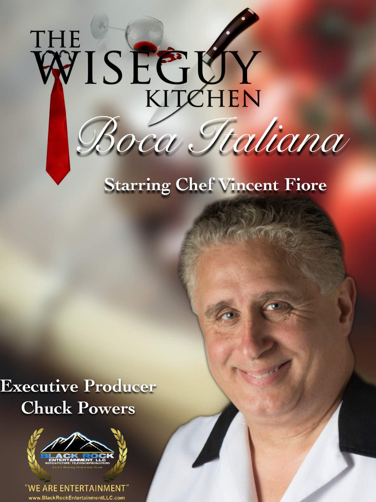 The Wiseguy Kitchen: Boca Italiana