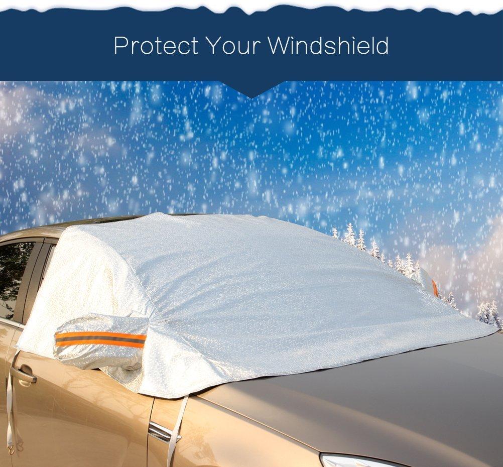 Amazon.com: Protector de parabrisas y parasol para coche de ...