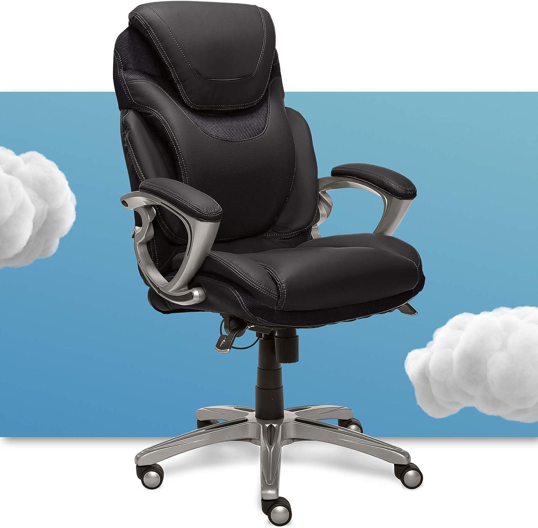 10. Serta AIR Health and Wellness Executive Office Chair