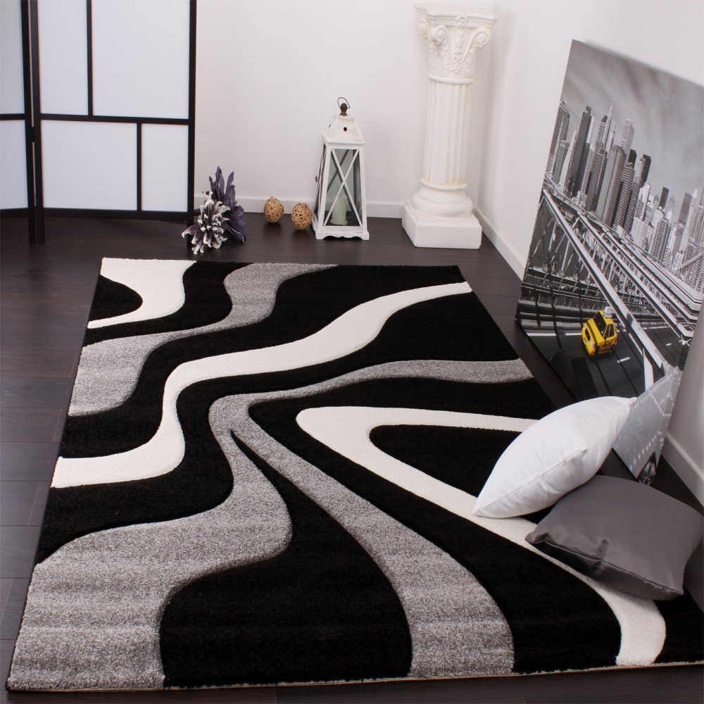 tapis gris et prune perfect etre with tapis gris et prune. Black Bedroom Furniture Sets. Home Design Ideas