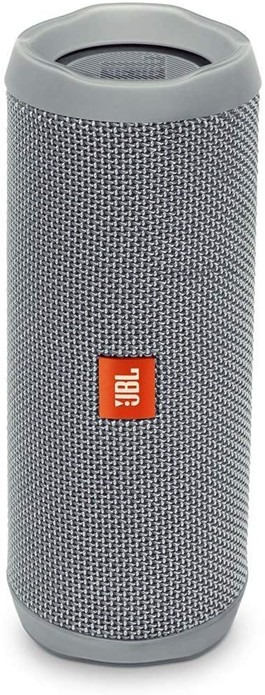 JBL Flip 4 Waterproof Portable Bluetooth Speaker - Grey