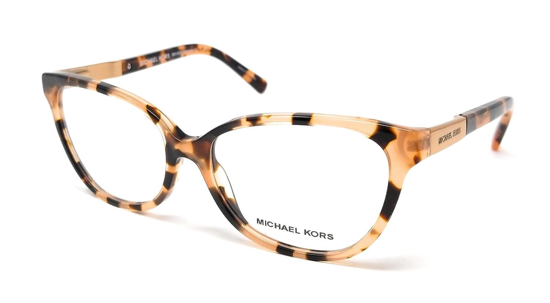 31cd188b410 Michael Kors Womens Women s Mk4029 53Mm Optical Frames at Amazon Men s  Clothing store