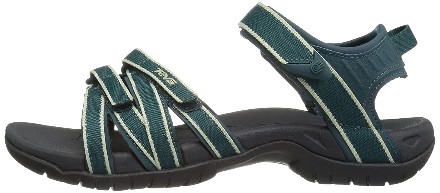 Teva Women's 36-37 Tirra Athletic Sandal B07DHD1R46 36-37 Women's M EU / 5.5 B(M) US|Teal/Dark Shadow b41dae