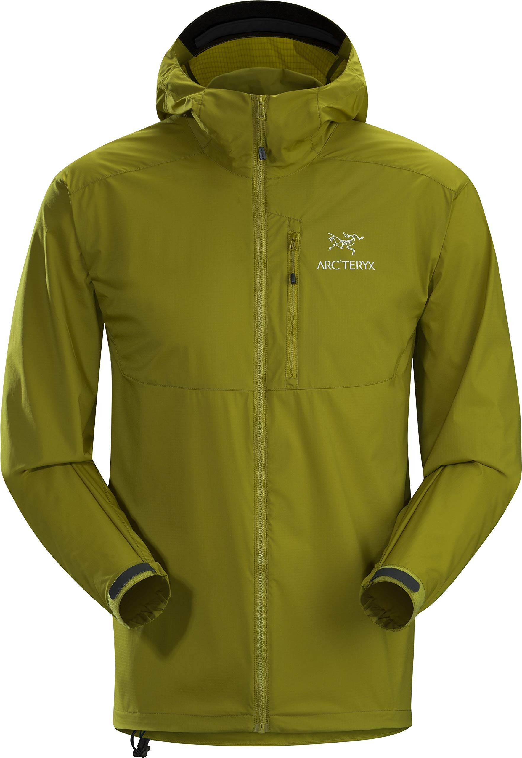 Arc'teryx Men's Squamish Hoodie Olive Amber Small