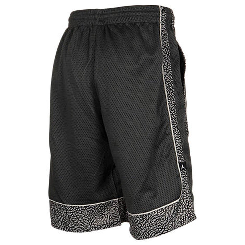 12fb74b79d4200 Amazon.com   Jordan Nike Boys  Elephant Print Dri-Fit Basketball Shorts  (Medium