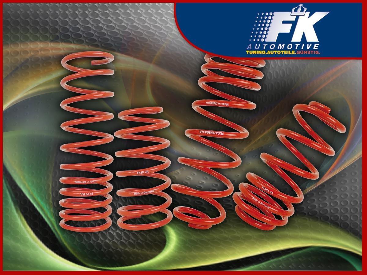 Molle di abbassamento per VW Polo 5 Tipo 9N Bj. 06-09 Abbassamento circa 35-40mm FKVW079 FK Automotive GmbH 428869