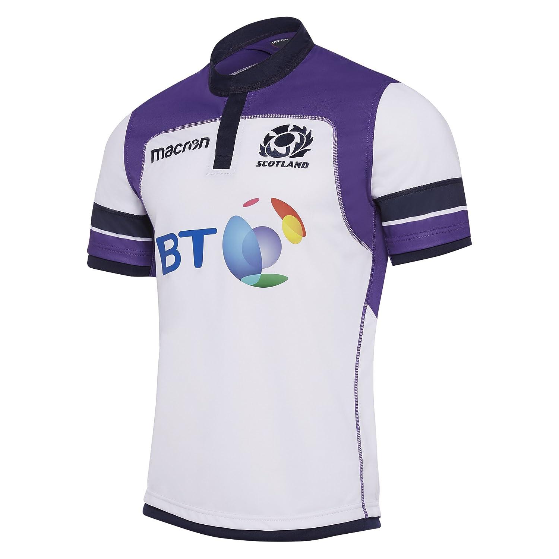 Macron Replica auswärts-Trikot Scotland Rugby 2017 18 Senior