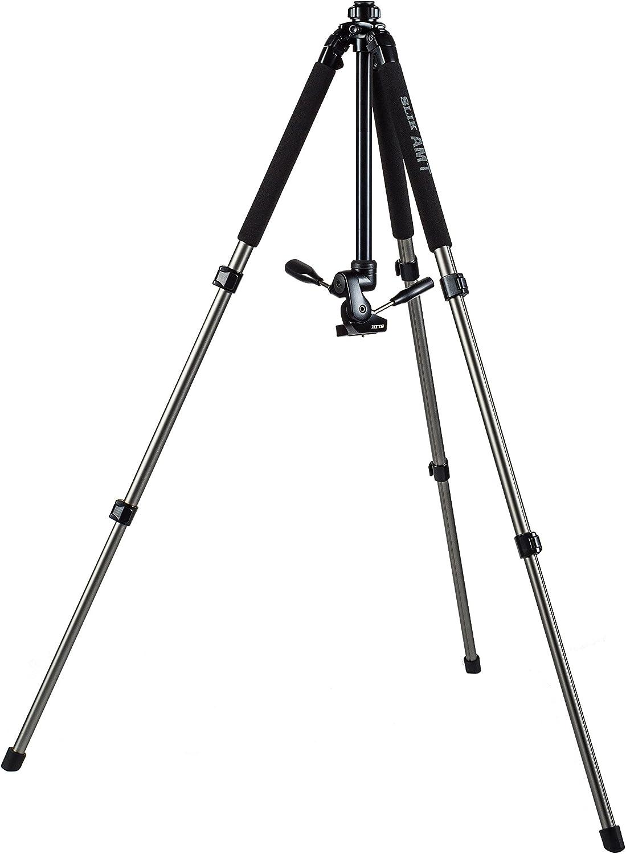 Titanium Pan-and-Tilt Head SLIK Pro 700 DX Tripod with 700DX 3-Way