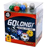 Award winning Dice Game, GoLong! A Football Dice Game - Super Fun Game - Portable, Playing Dice : Perfect For - Travel, Home, Parties, Gifts, Stocking Stuffers