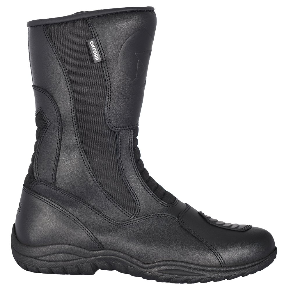 Oxford Tracker Boots (BLACK)