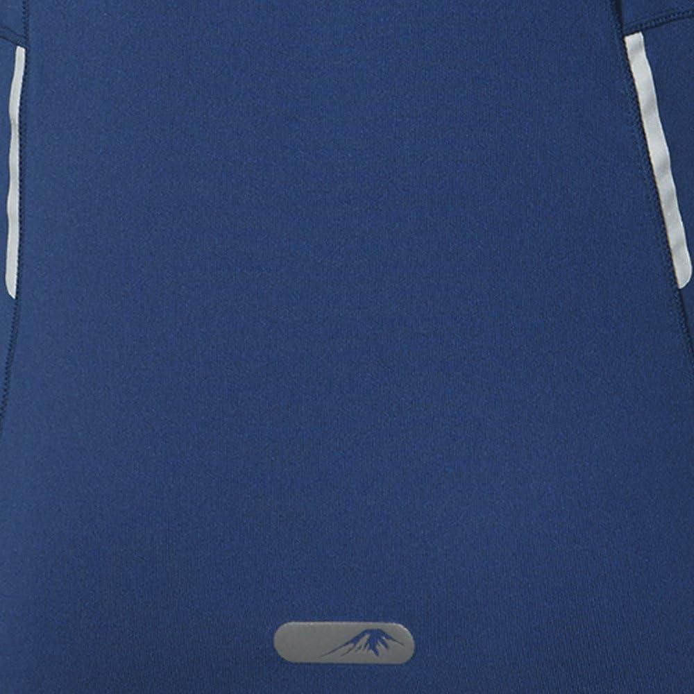 Asics FujiTrail Half-Zip Running Hoodie