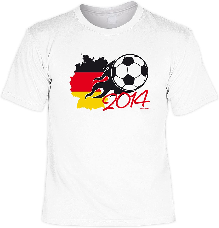 Unbekannt Cooles FUN T Campeonato de Europa Camiseta/Sportshirt EM ...