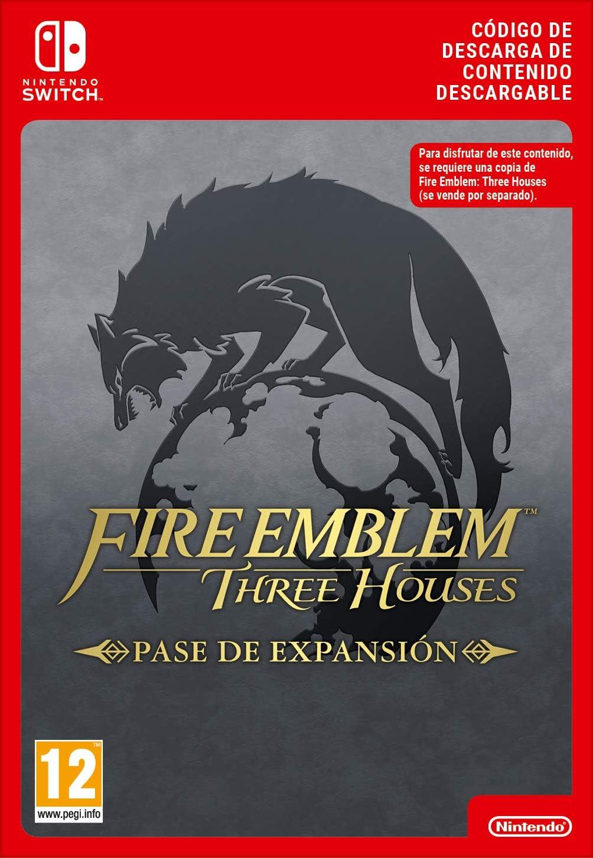 Fire Emblem Three Houses - Pase de Expansión - Switch - Download Code: Amazon.es: Videojuegos