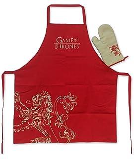 SD toys - Tablier et Gant Game of Thrones - Lannister - 8436546897071