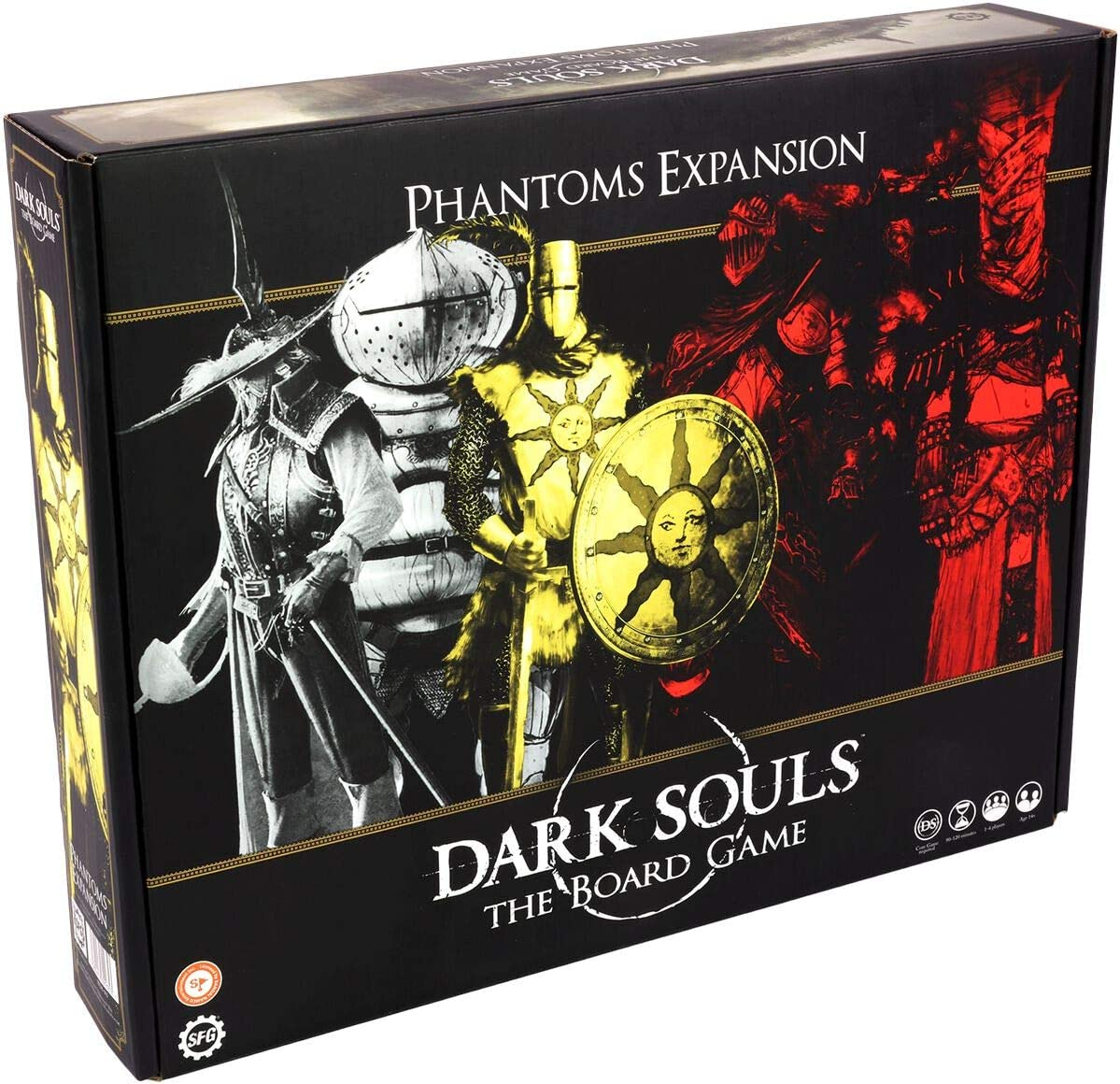 Steamforged Dark Souls: The Board Game - Phantoms Expansion - English: Amazon.es: Juguetes y juegos