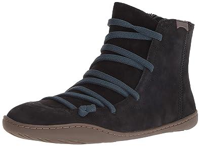 1efd1e1f90b7b5 CAMPER Damen Peu Cami Leder Black Stiefel 35 EU
