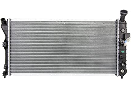 NEW RADIATOR ASSEMBLY FITS BUICK 00-04 CENTURY REGAL 3.1L 3.8L V6 3800CC