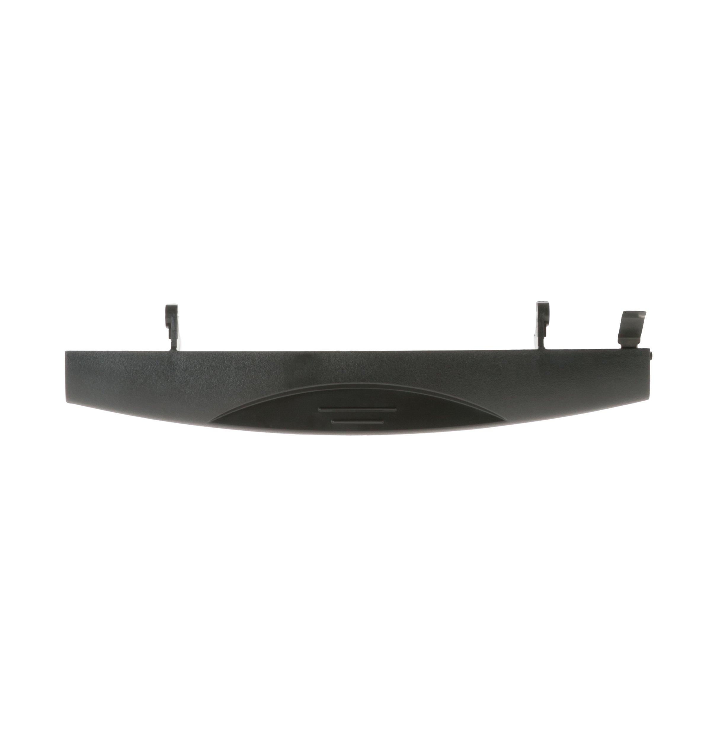 WC17X10014 Black Foot Pedal for GE 1168206 AH1019690 EA1019690 PS1019690 Genuine OEM