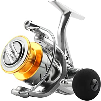 SeaKnight Rapid Anticorrosion carretes de Pesca Spinning de mar ...