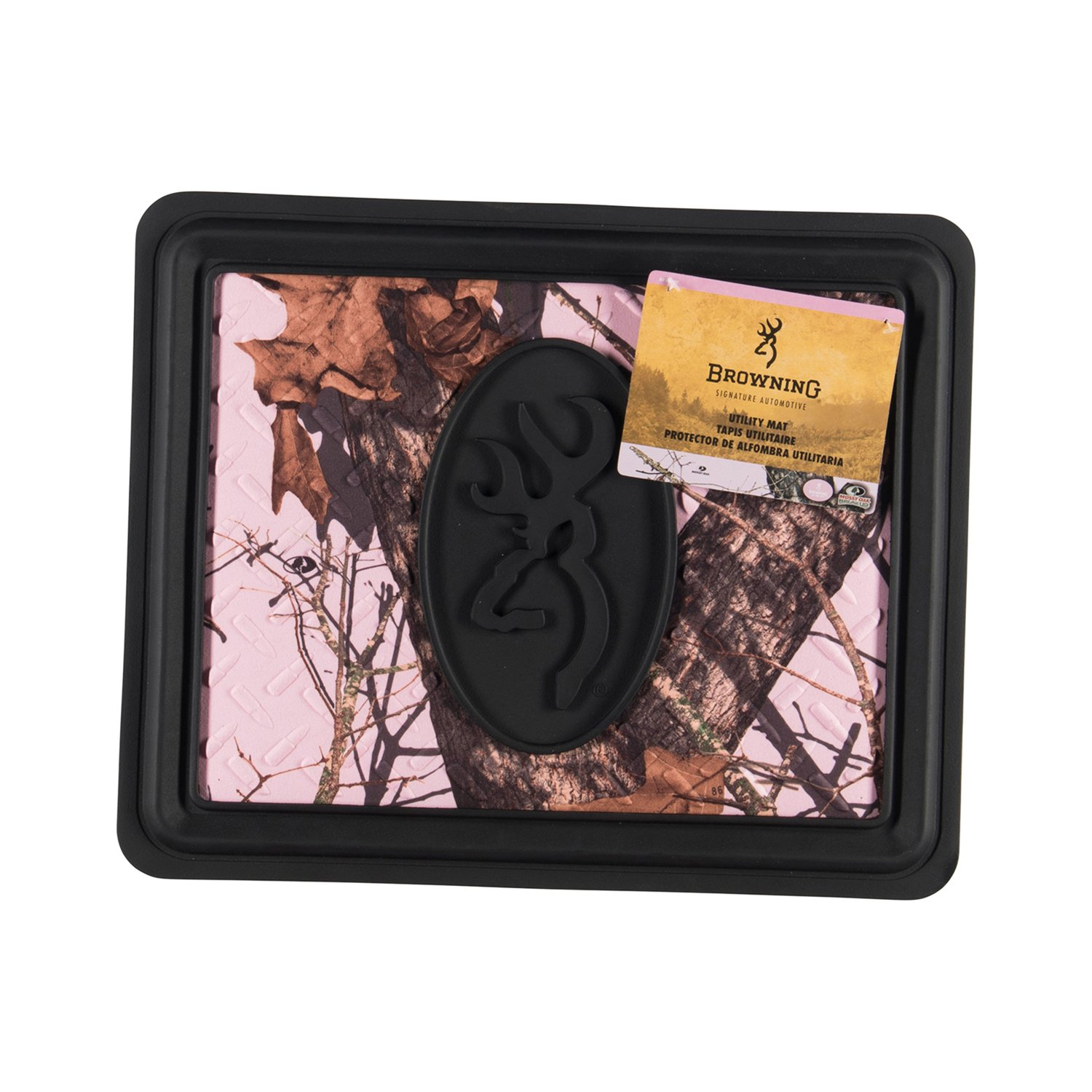 package mat floor mnt browning front left realtree mats truck camo mint
