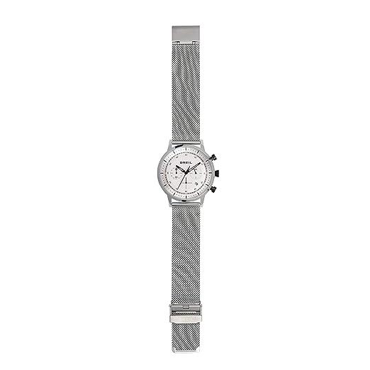 ac6d234d BREIL - SIX.3.Nine TW1810 Men's Watch - Elegant Silver, Multi Dial ...