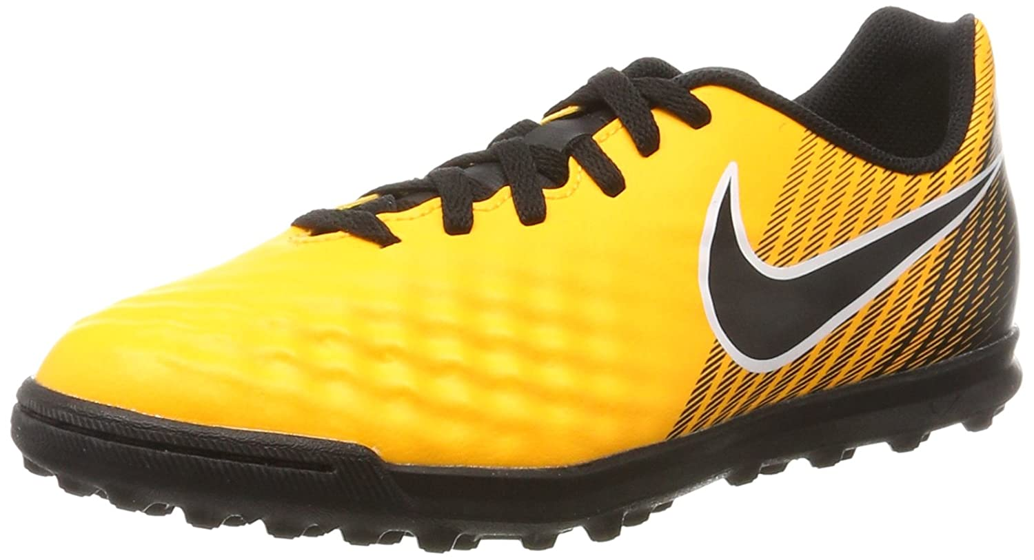 Amazon.com  NIke Junior MagistaX Ola II TF Turf Soccer Shoes- Laser Size   4.5Y  Shoes 7ca58d0b54109