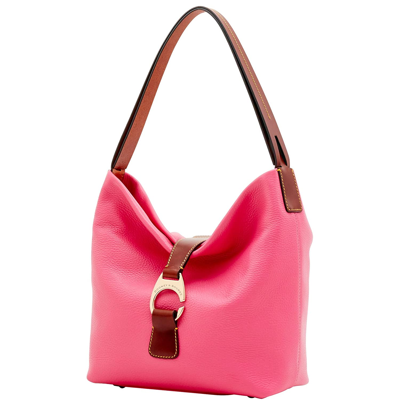 cd143c44a7f3 Amazon.com: Dooney & Bourke Derby Pebble Hobo Shoulder Bag: Shoes