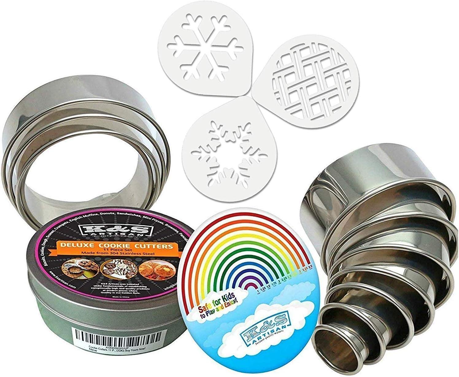 K&S Artisan Heavy Duty Biscuit Cutter