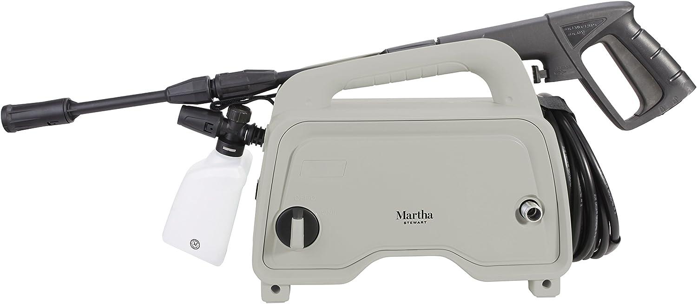 Martha Stewart 1450 Max PSI 1.4 GPM 11 AMP Electric Pressure Washer, Slate