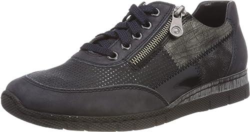 Rieker N5320, Sneakers Basses Femme